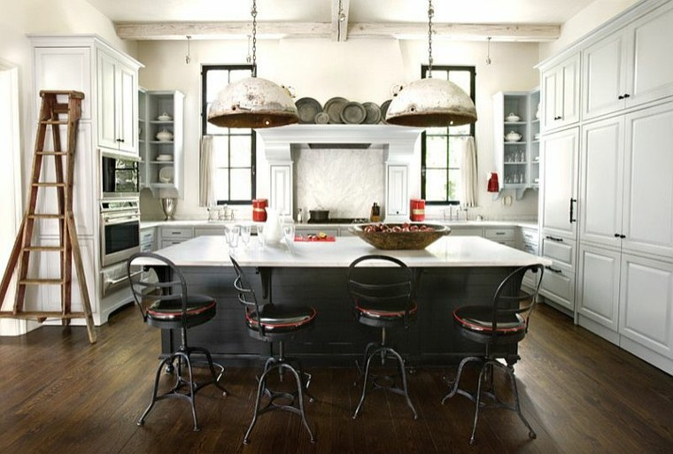 original diseño isla cocina