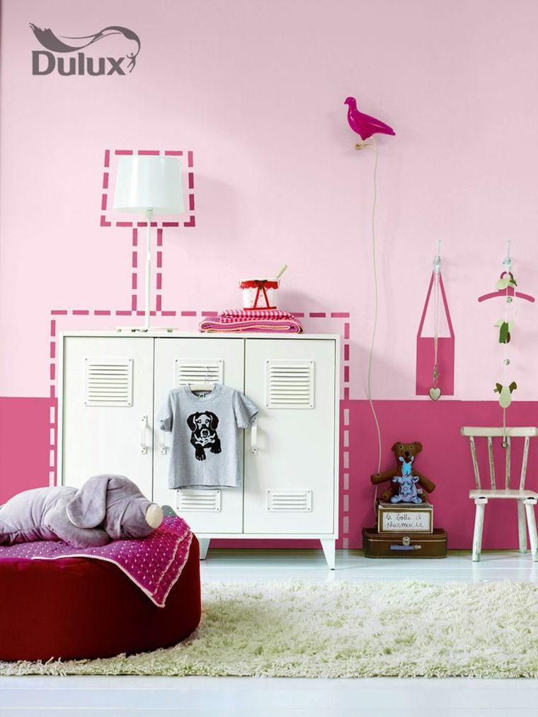 original decoración dormitorio nina