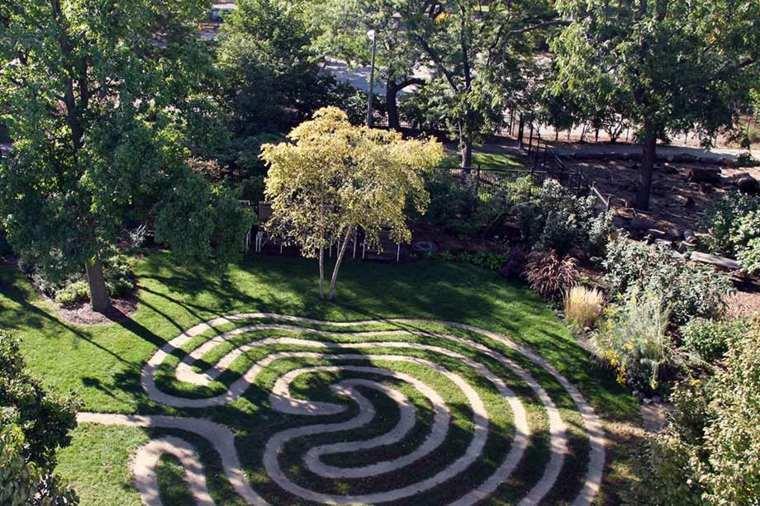 original diseño de jardin