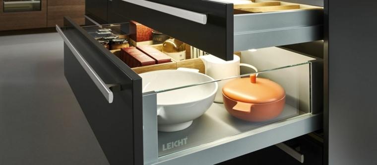 original diseño mueble cocina cajón