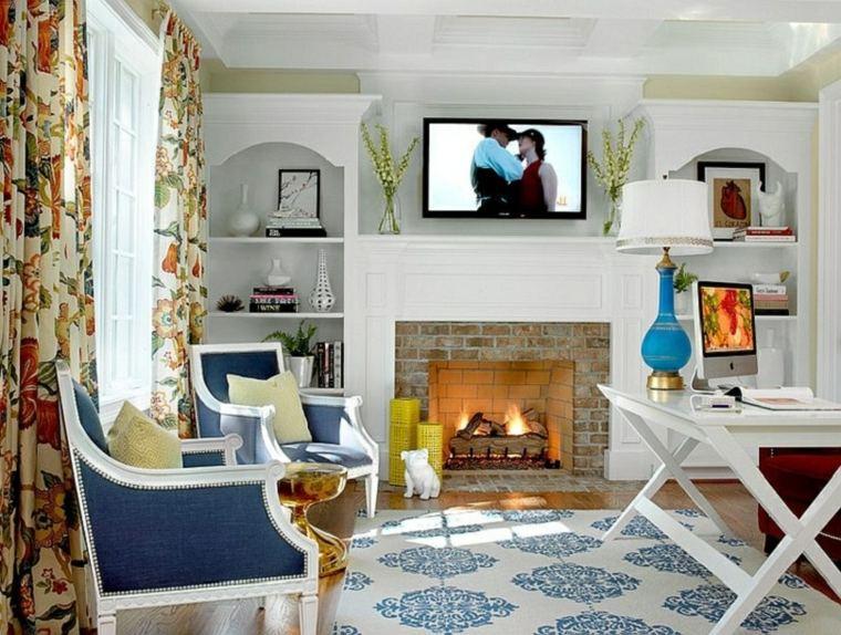 original diseño salon pequeño moderno