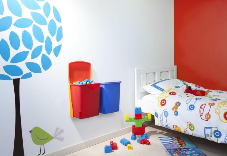 Ultimas tendencias en dise o de habitaciones infantiles for Dormitorio ninos diseno
