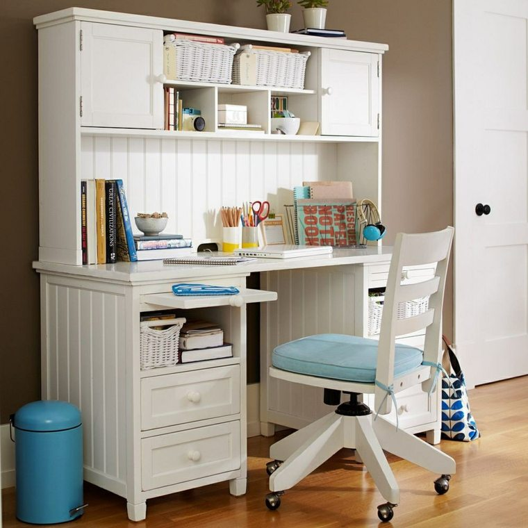 original diseno escritorio estilo vintage