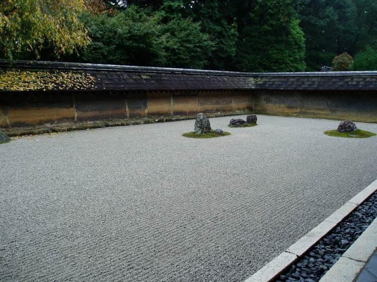 original diseño jardin estilo zen