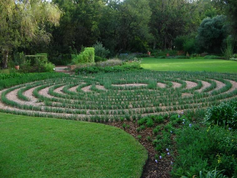 original laberinto deco hierbas