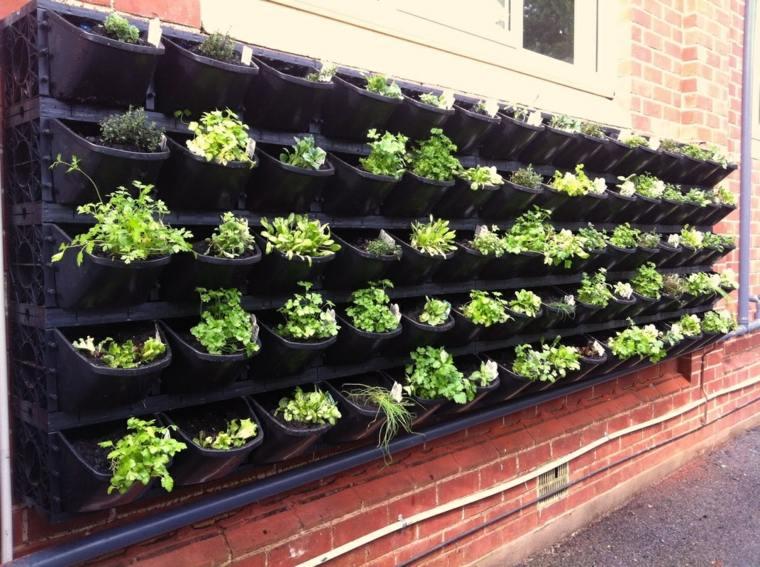 original huerta jardineras verticales