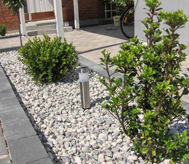 original barra luz jardin