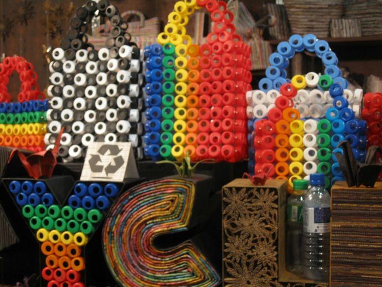 Reciclar Botellas De Plastico Decoracion ~ ver algunas ejemplos fant?sticos de objetos hechos a partir de