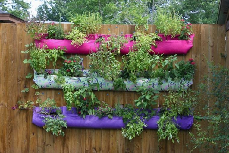Huerto en el balc n treinta y cuatro ideas sencillas - Huerto en la terraza ...