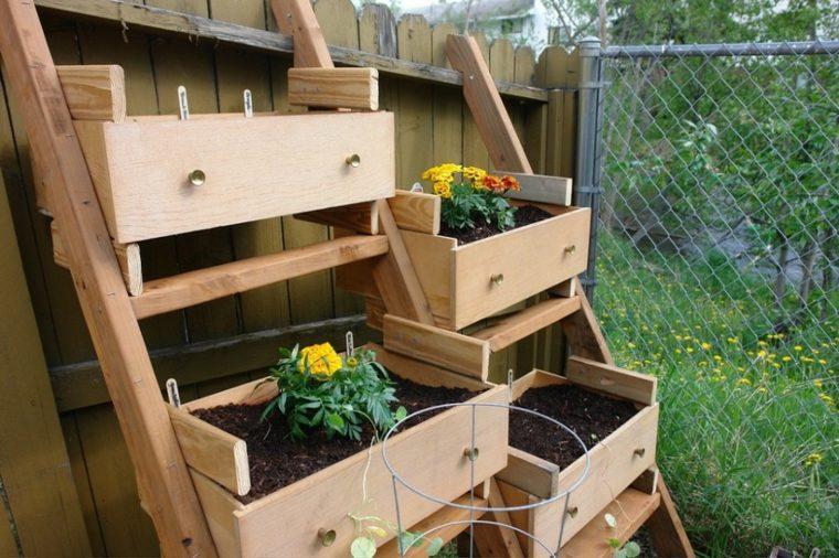 Como Hacer Una Jardinera De Madera. Affordable Como Hacer Jardineras ...