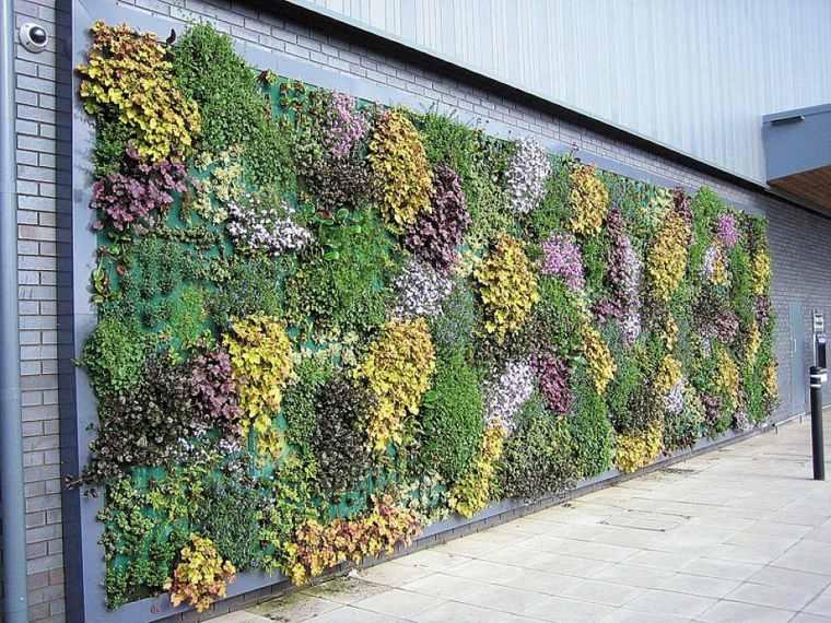 original muro jardín vertical