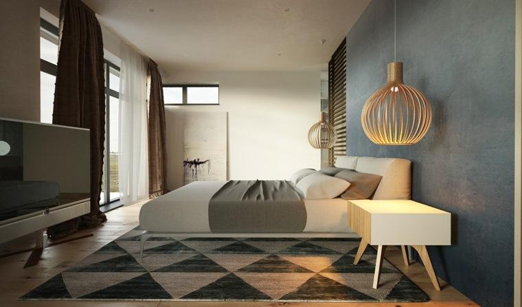 paredes lamparas estilos conceptos calidas