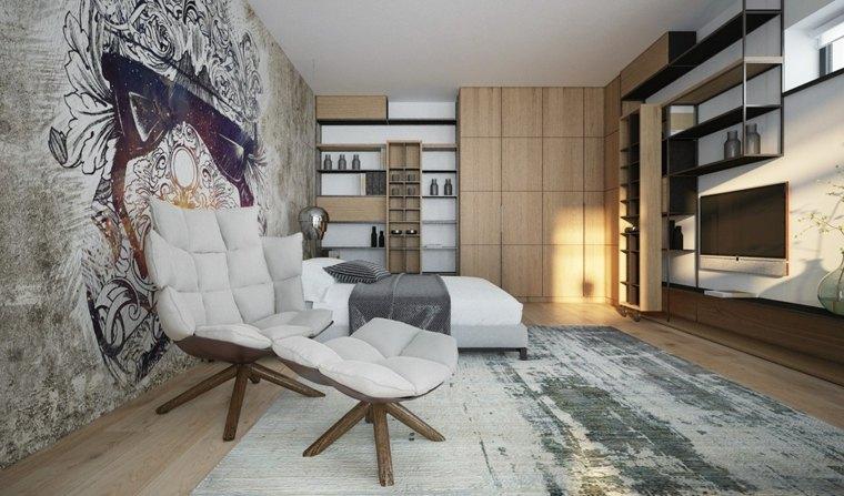 paredes muestras especiales miradas estilos puertas salones