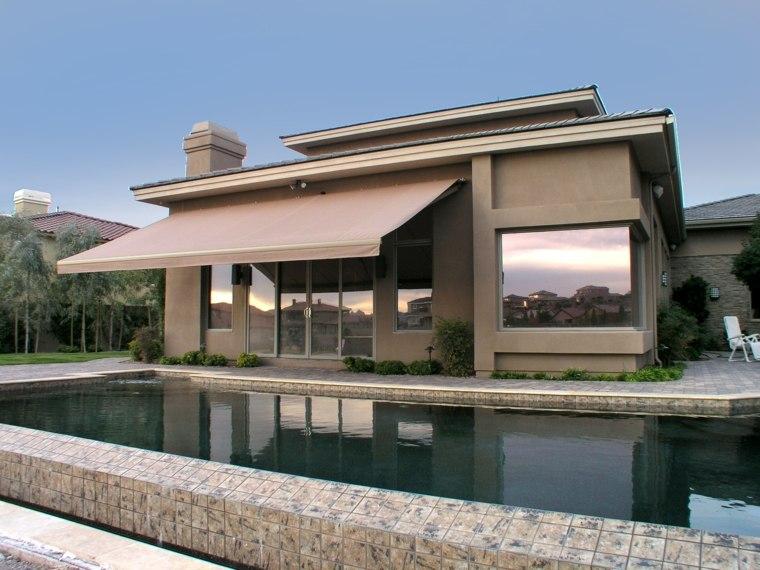 paredes soluciones elementos piscina toldos