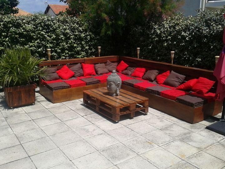 patio decoraciones ambientes fuentes zen