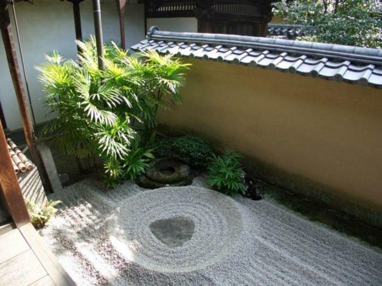 patios decoraciones ambientes minimalistas muros
