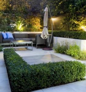 parcelas y jardines de chalets adosados ideas