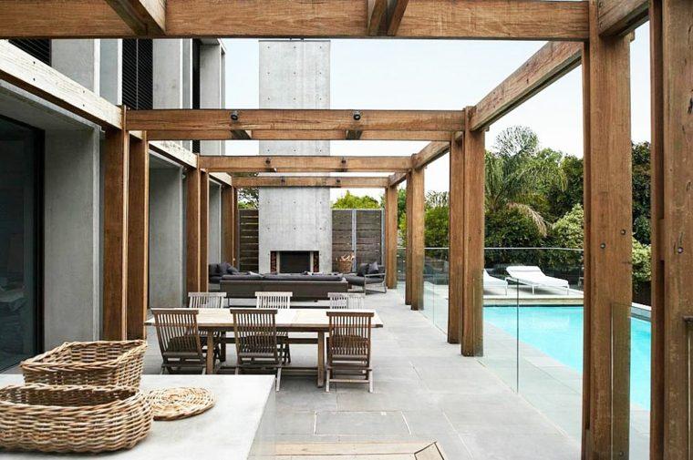 Planos terrazas exteriores con dise os espectaculares for Disenos de terrazas de madera