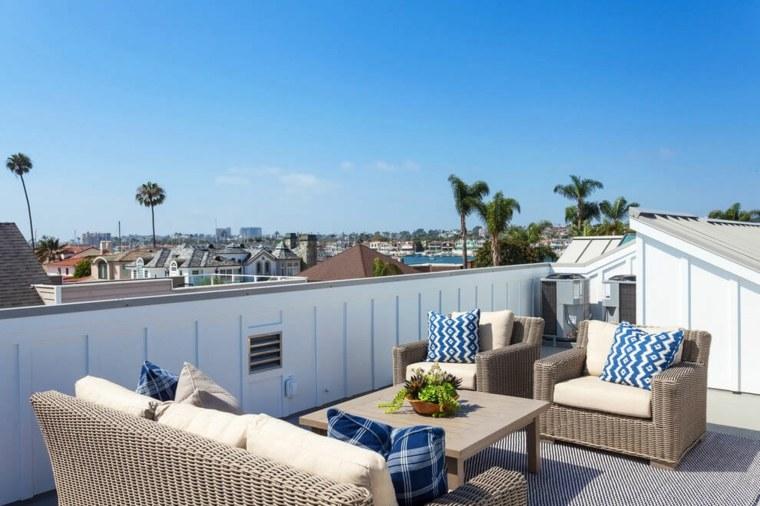 Planos terrazas exteriores con dise os espectaculares for Disenos de terrazas pequenas