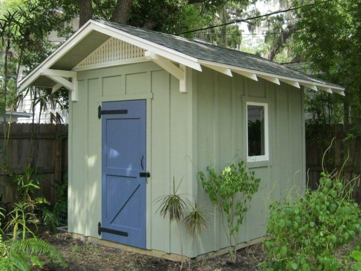 puertas azules concepto modernos madera