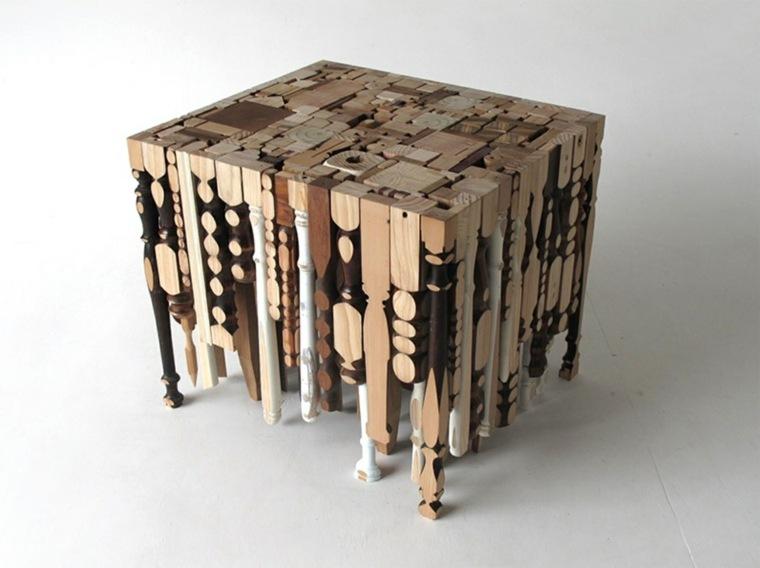 Reciclar muebles decorar siendo generosos con la for Reciclar palets de madera muebles