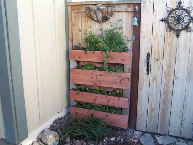recuperados estilos patio colores metales