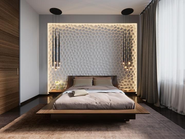 resaltando funcionales texturas paredes efectos