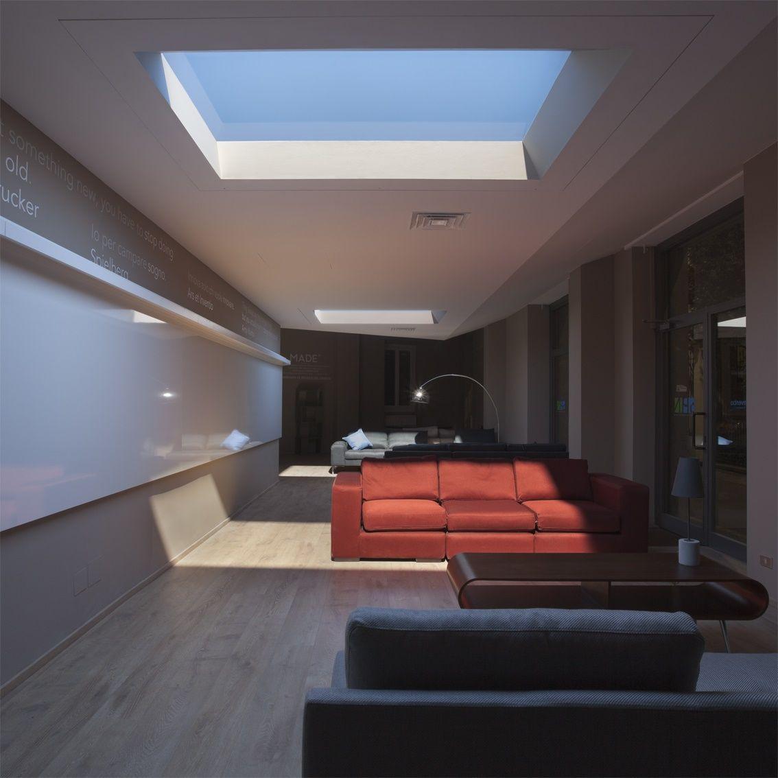 salon moderno sala estar sofa