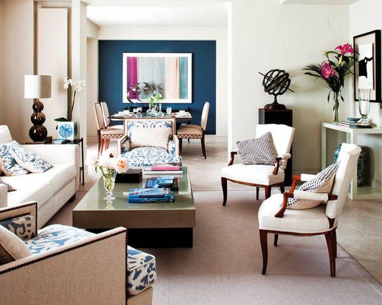 salon te muebles estilo vintage