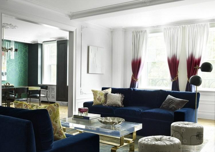 salones cortinas elegantes propuestas ideas muestras