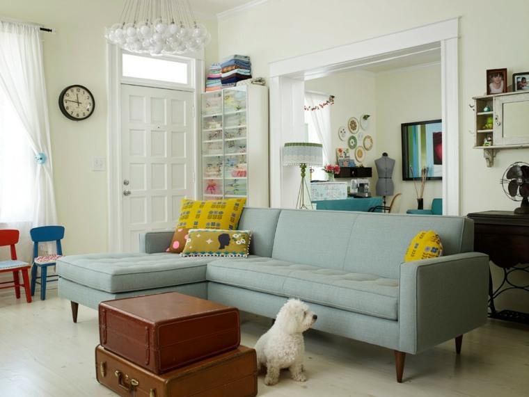 salon sala esta sofá