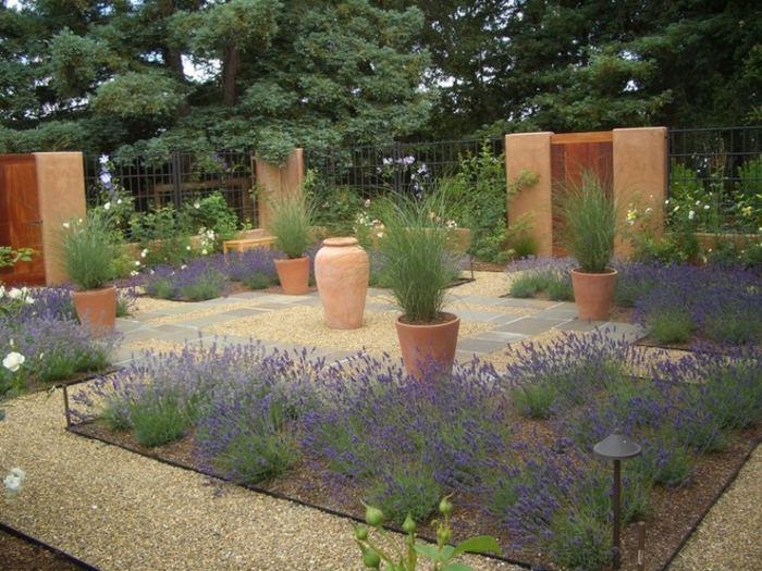 soluciones exteriores demarcados suelos color