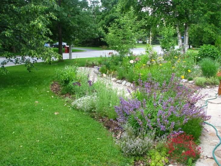 soluciones exteriores fundamentos plantas ideas