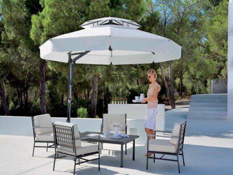 Sombra para espacios exteriores con art culos imprescindibles - Sombrillas de terraza ...