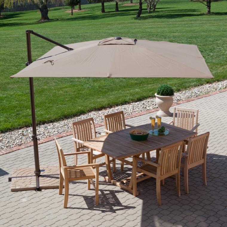 sombras imagenes faroles muestras mesas