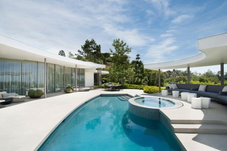 terrazas exteriores modernas residencias lujo ideas