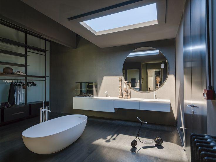 tragaluces Coelux baño