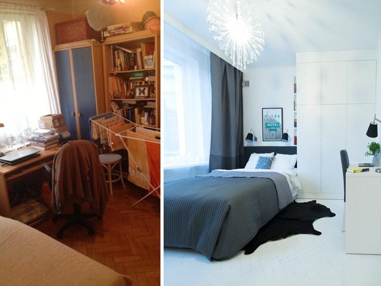 variantes diseños habitaciones espacios claros