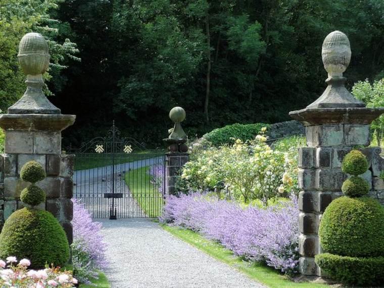 verjas y puertas de jardín
