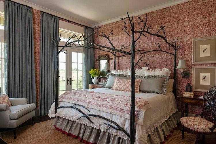 vintage elementos decoracion muebles plantas