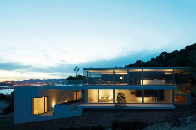 casa Baleares Atelier d'Architecture Bruno Erpicum & Partners