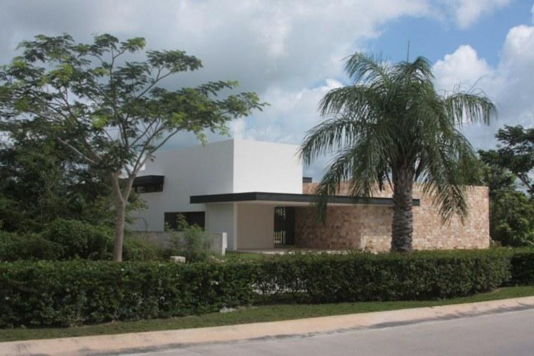 Fachadas de casas modernas los dise os m s alucinantes - Villa seignosse debarre duplantiers associes ...