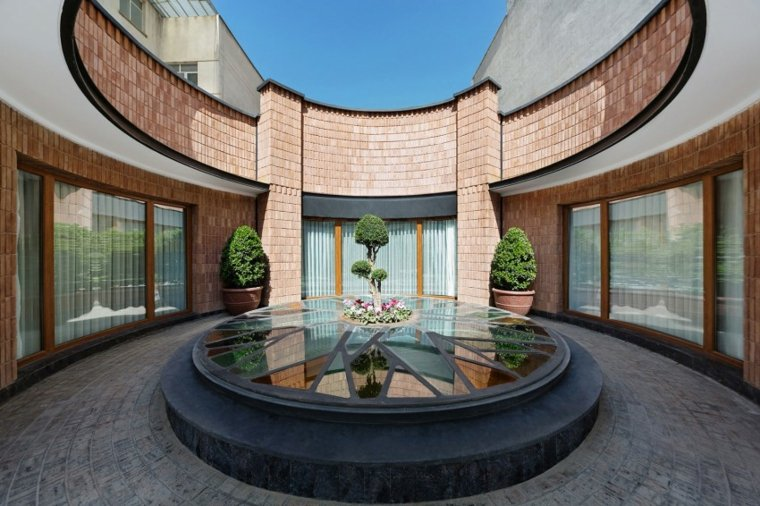 Pargar Architecture Design Studio jardin medio casa ideas