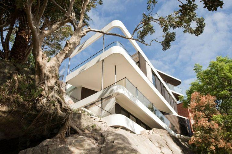 acantuilado australia diseño Luigi Rosselli Architects.