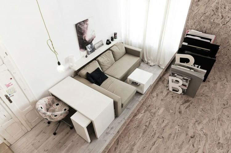 acogedor espacio moderno fresco sillas sillones