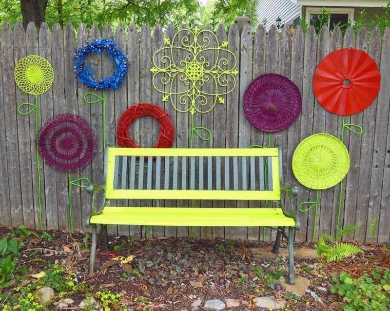 Adornos para jardin 24 ideas frescas para esta temporada for Adornos jardin baratos