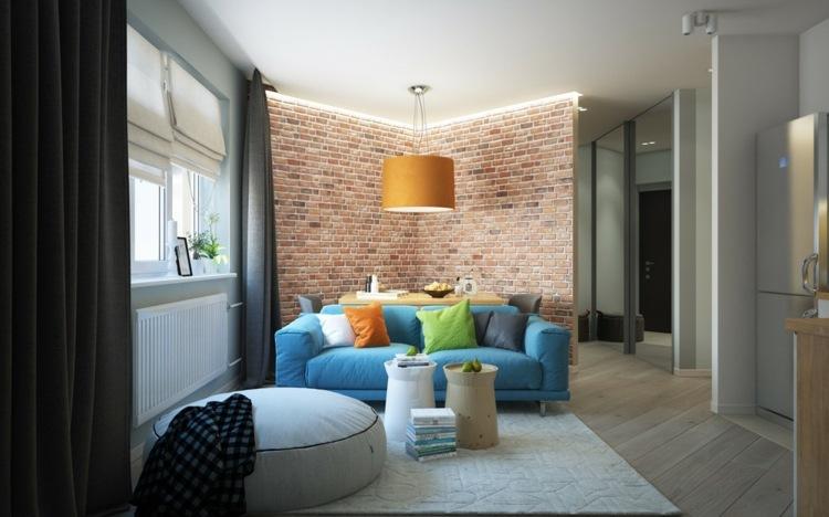 alargado efectos muebles sistemas lamparas