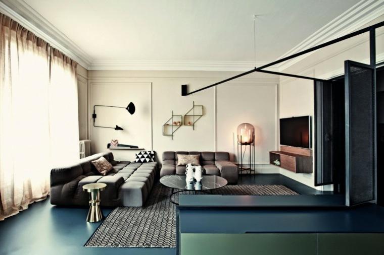 apartamento Paris disenado UdA Architetti ideas