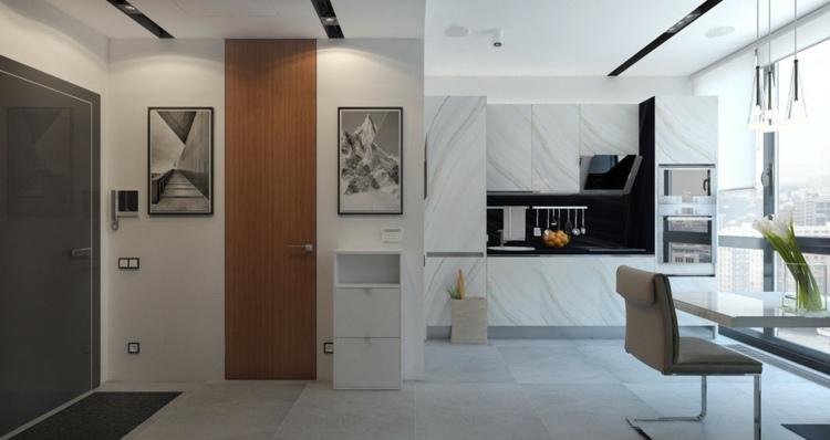 apartamentos espacio madera especiales salones