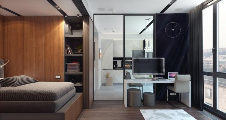 apartamentos espacio relojes cojines especias cristales